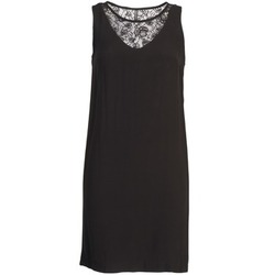 textil Mujer vestidos cortos Naf Naf LYSHOW Negro