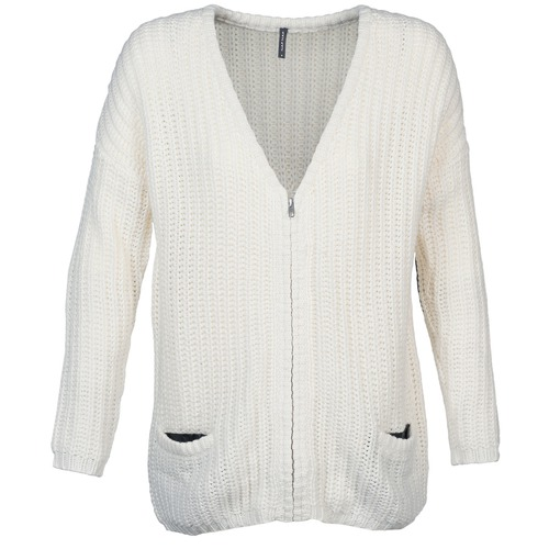Crudo De Naf Punto Chaquetas Meden Mujer Textil fgvb7Yy6