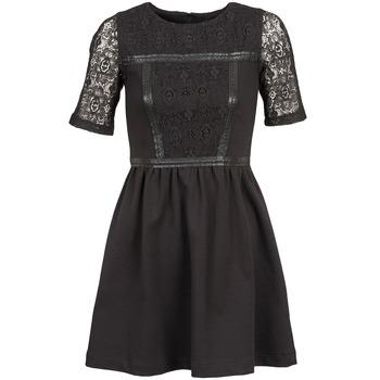 textil Mujer vestidos cortos Naf Naf OBISE Negro