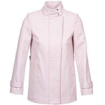 textil Mujer Abrigos Naf Naf ACORA Rosa