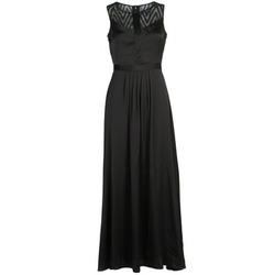 textil Mujer vestidos largos Naf Naf LYKATE Negro