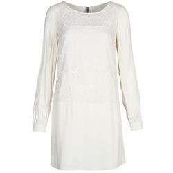 textil Mujer vestidos cortos Naf Naf LYNO CRUDO