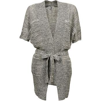 textil Mujer Chaquetas de punto Naf Naf NADO Gris