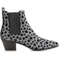 Zapatos Mujer Botines Saint Laurent 443095 GRQ00 8135 Antracite