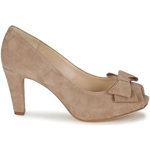 Zapatos Mujer Zapatos de tacón Unisa Zapatos Naoko Beige