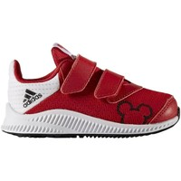 Zapatos Deportivas Moda adidas Originals ZAPATILLAS  DISNEY M&M FORTA RUN CF I Rojo