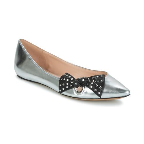 Descuento de la marca Zapatos especiales Marc Jacobs RITA POINTY TOE Plateado