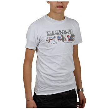 textil Niños Camisetas manga corta Napapijri