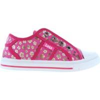 Zapatos Niña Zapatillas bajas Lois Jeans 60033 Rosa