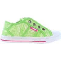 Zapatos Niños Deportivas Moda Lois Jeans 60033 Verde