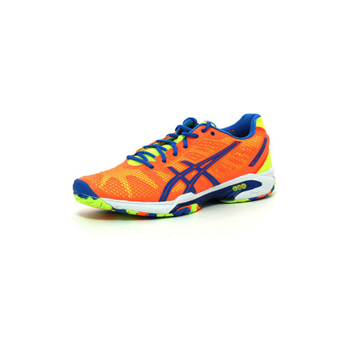 Zapatos Hombre Sport Indoor Asics Gel-Solution Speed 2 Naranja