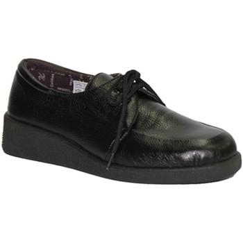Zapatos Mujer Derbie Doctor Cutillas 57366 negro