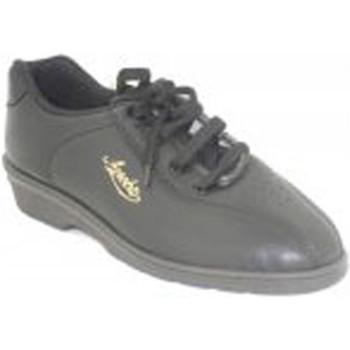Zapatos Mujer Sport Indoor Alfonso Zapatillas deporte con cuña muy cómoda negro