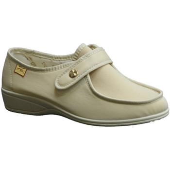 Zapatos Mujer Mocasín Doctor Cutillas 746 beige