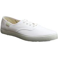 Zapatos Zapatillas bajas Muro Bambas de lona blanco