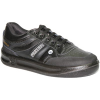 Zapatos Hombre Zapatillas bajas Paredes Deportivas clásica cordones negro