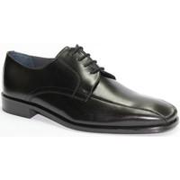 Zapatos Hombre Derbie Made In Spain 1940 Zapato cordones vestir ceremonia negro