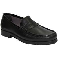 Zapatos Hombre Mocasín Himalaya Mocasín sin cordones  muy cómodo negro