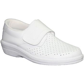Zapatos Mujer Mocasín Farma 18795-S blanco