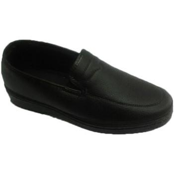 Zapatos Hombre Mocasín Made In Spain 1940 Zapatilla sky cangrejo negro