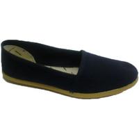 Zapatos Alpargatas Muro Zapatilla clásica de camping azul
