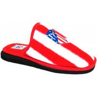 Zapatos Pantuflas Andinas Zapatillas tipo chancla Atlético de Madr rojo
