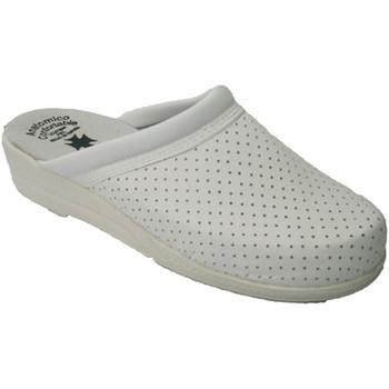 Zapatos Mujer Zuecos (Clogs) Otro Zueco blanco