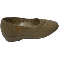 Zapatos Mujer Mocasín Doctor Cutillas 6431 beige