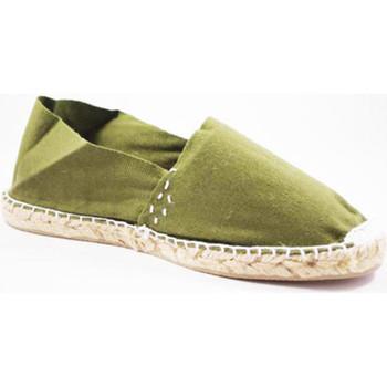 Zapatos Alpargatas Made In Spain 1940 Alpargatas de esparto plana blanco
