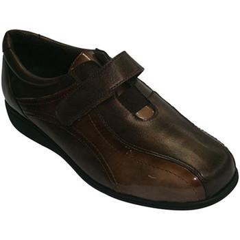 Zapatos Mujer Mocasín Doctor Cutillas 53501 marrón