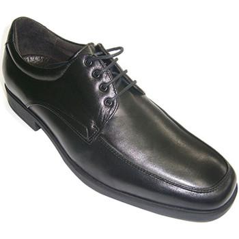 Zapatos Hombre Derbie Tolino Zapato de vestir con cordones muy cómodo negro