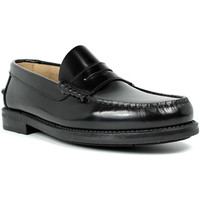 Zapatos Hombre Mocasín Edward's Castellanos suela goma negro