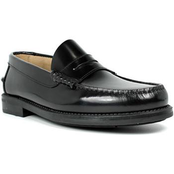 Zapatos Hombre Mocasín Edward's 1001G negro