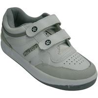 Zapatos Hombre Zapatillas bajas Paredes Deportivas clásica velcro blanco