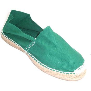 Zapatos Alpargatas Made In Spain 1940 Alpargatas de esparto plana beige