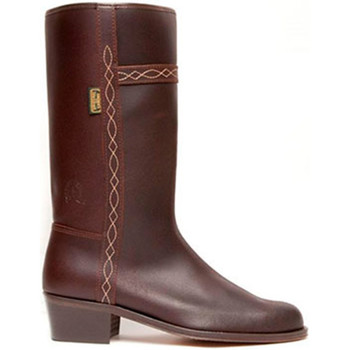 Zapatos Botas urbanas Danka Dakota 312-2 marrón