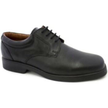 Zapatos Hombre Derbie Danka Zapato camarero con cordones negro