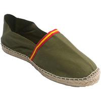 Zapatos Alpargatas Made In Spain 1940 Alpargatas de esparto bandera de España blanco