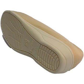 Doctor Cutillas Zapatillas cordones pies muy delicados beige - Zapatos Derbie Mujer 3100
