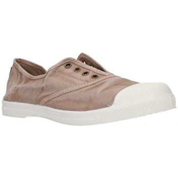 Zapatos Mujer Zapatillas bajas Natural World 102E beige