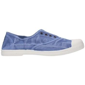 Zapatos Mujer Zapatillas bajas Natural World 102E bleu