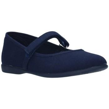 Zapatos Niña Bailarinas-manoletinas Batilas 11301 bleu