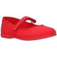 Zapatos Niña Bailarinas-manoletinas Batilas 11301 - Rojo rouge