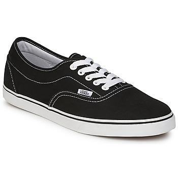 Zapatos Zapatillas bajas Vans LPE Negro / Blanco