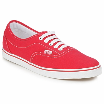 Zapatos Zapatillas bajas Vans LPE Rojo