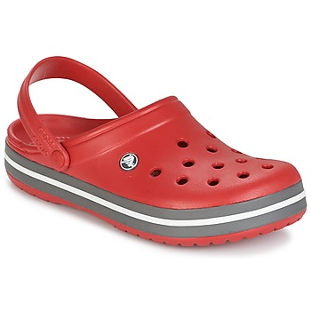 Zapatos Zuecos (Clogs) Crocs CROCBAND Rojo