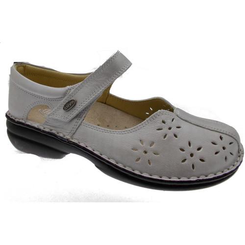 Loren LOM2313av grigio - Zapatos Bailarinas Mujer