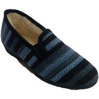 Zapatos Mujer Pantuflas Calzacomodo Zapatilla cerrada estar en casa mujer de azul