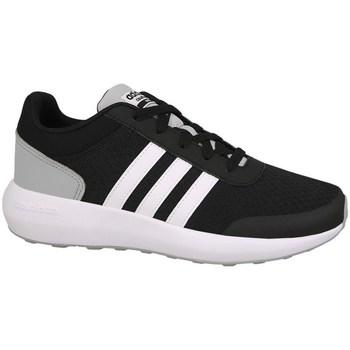 Zapatos Niños Running / trail adidas Originals Cblackftwwhtnix Cloudfoam Race Blanco-Negro