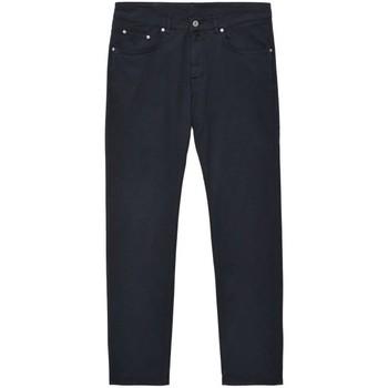 textil Hombre Pantalones con 5 bolsillos Gant Pantalones Comfort Poplin Azul
